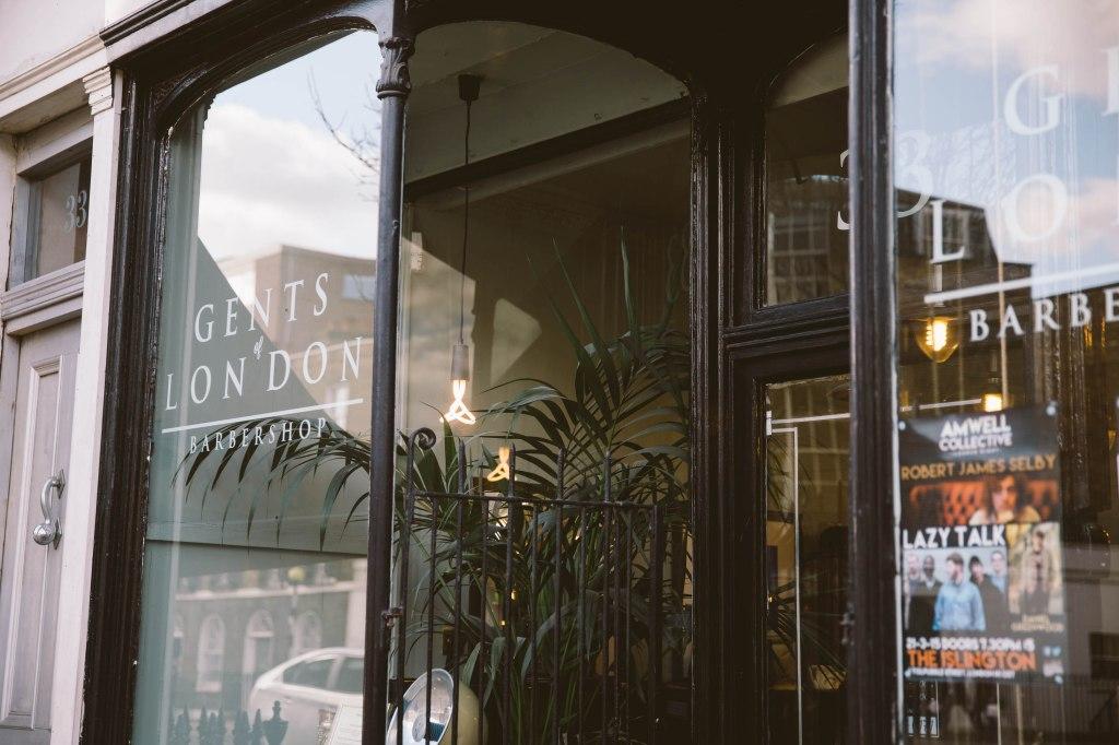gents of london barbershop clerkenwell