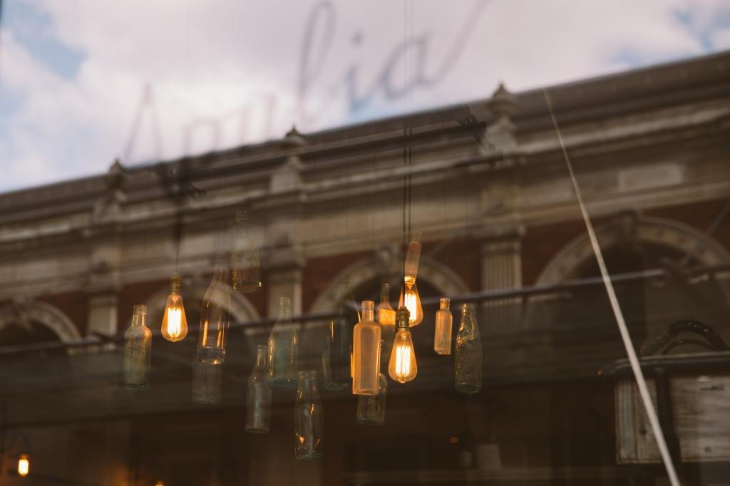 Apulia bar in Clerkenwell