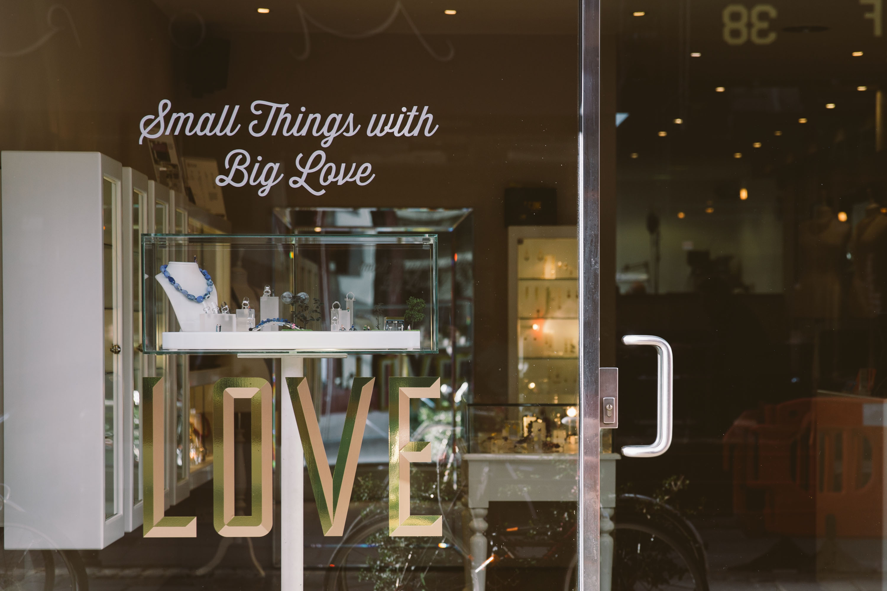 Small Things with Big Love