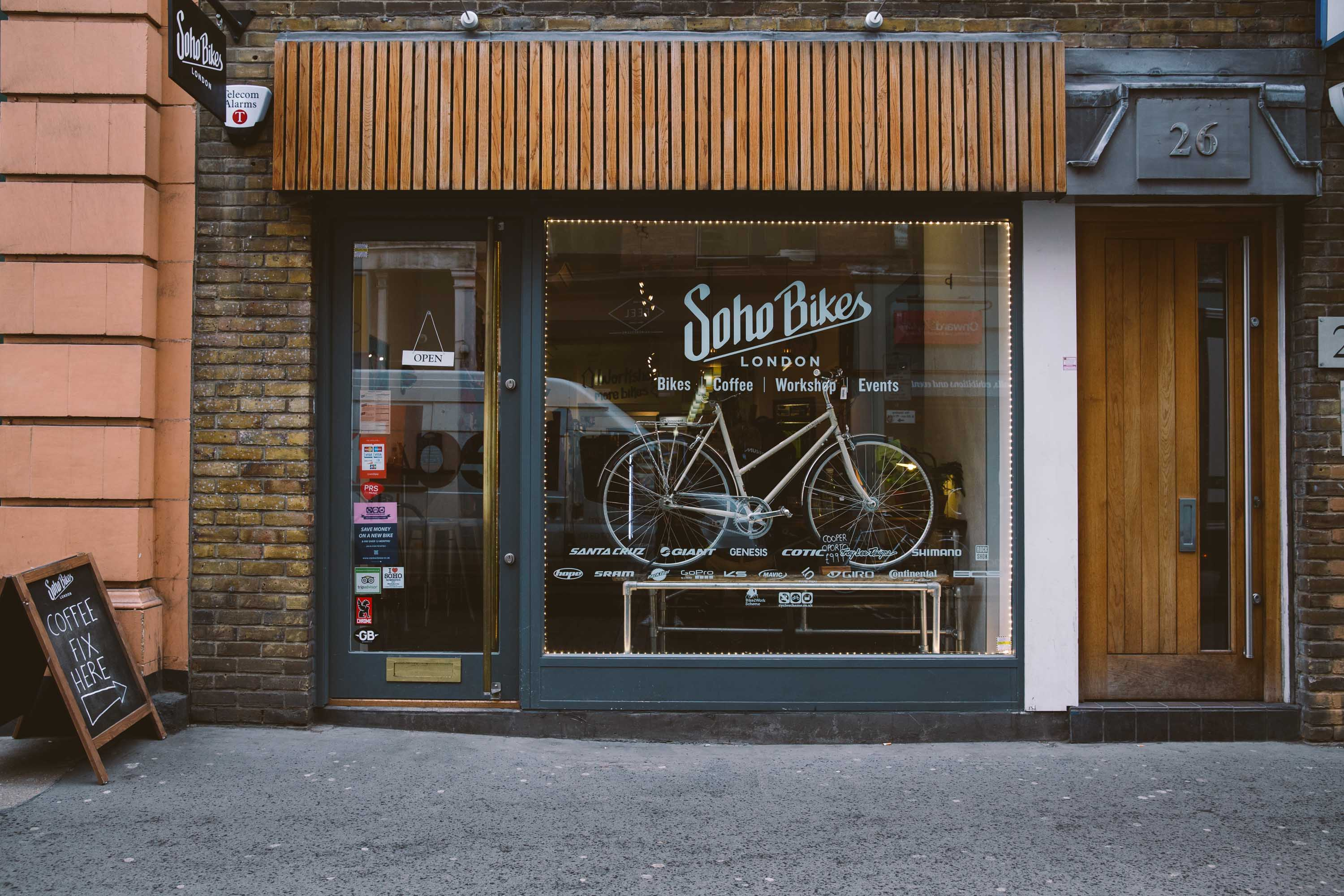 Soho At Work An Insiders Guide To Cobbled Streets And