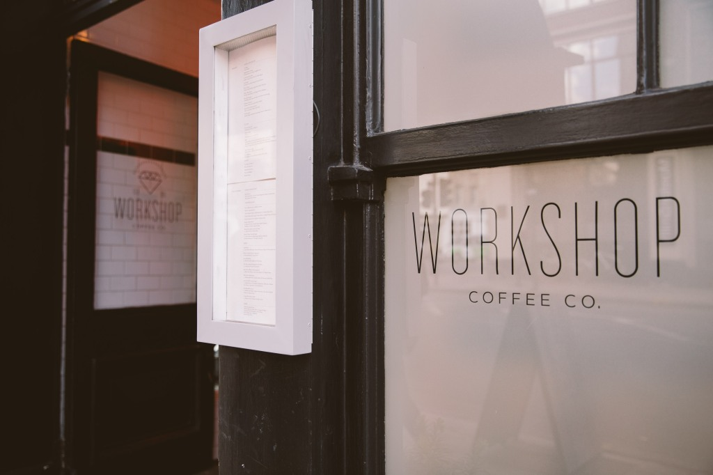 workshop coffee co in clerkenwell