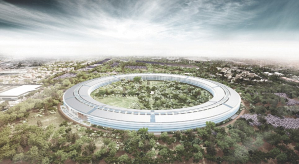 apple-infinity-loop-cupertino-office-space-image
