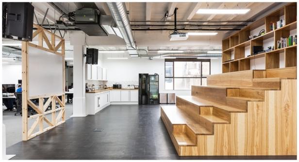 GoCardless clerkenwell office space london