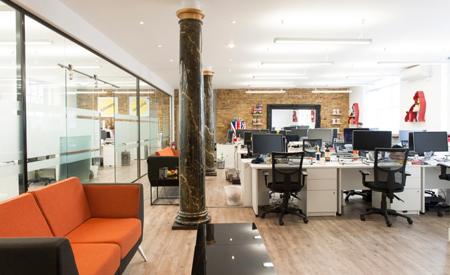 Headspace Clerkenwell Private Office Space London