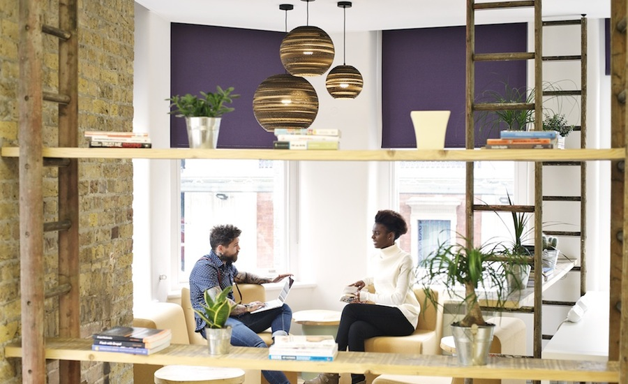 Huckletree office space clerkwenwell meeting space
