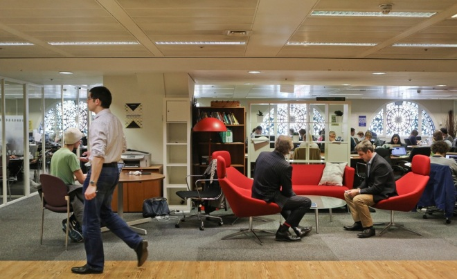 Innovation Warehouse Office Space Clerkenwell London