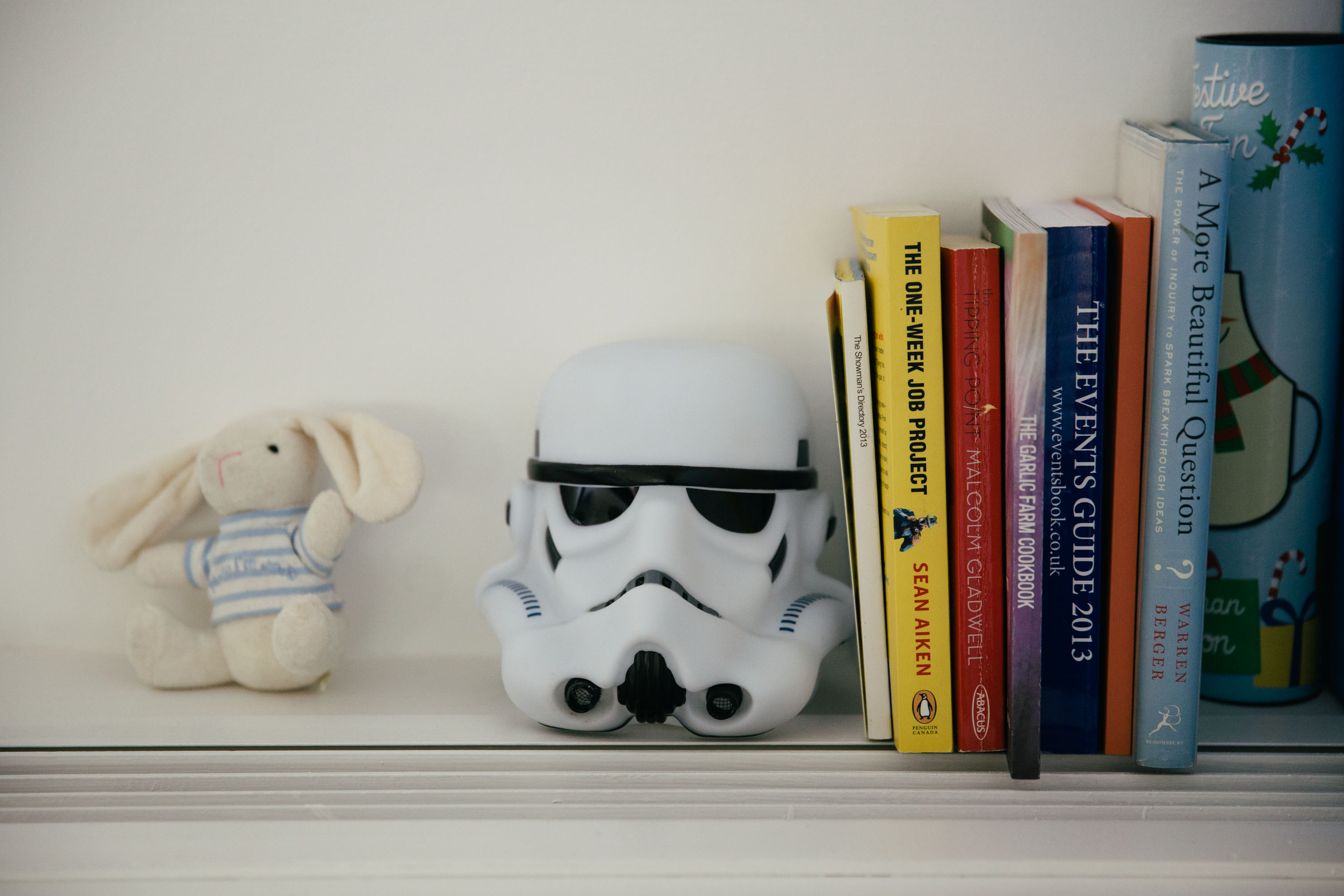 Rocket Star Wars Bookshelf