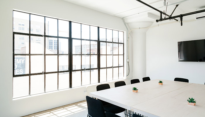 how much office space you need