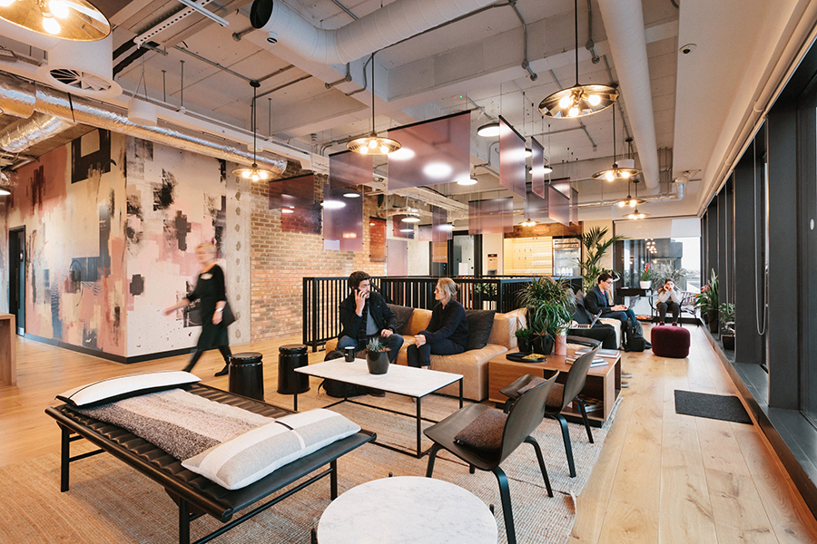 WeWork - Tower Bridge