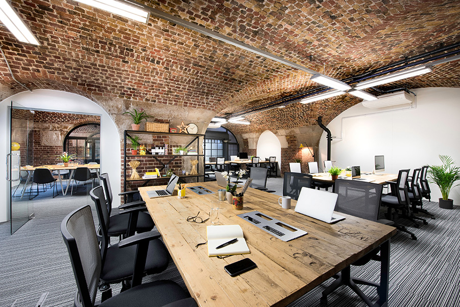 coolest offices in London - tobacco docks shadwell