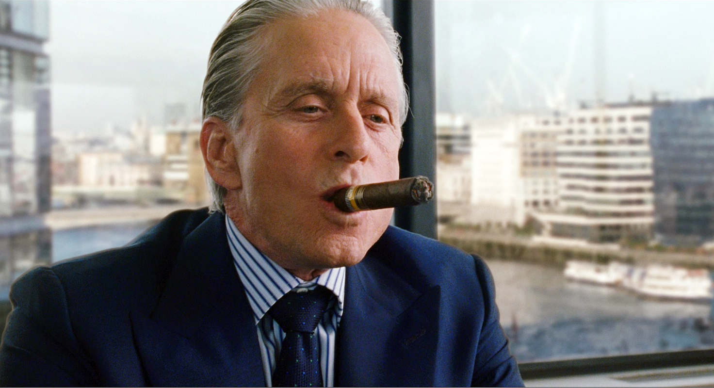 Gordon Gekko get your own office space