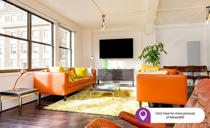 Mewe360 best place to rent an office space in London