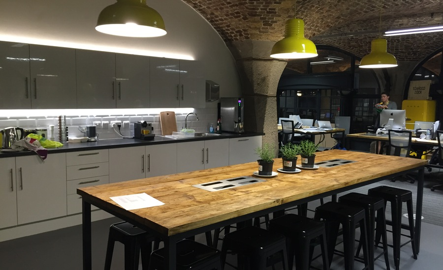 Best places to rent an office in London