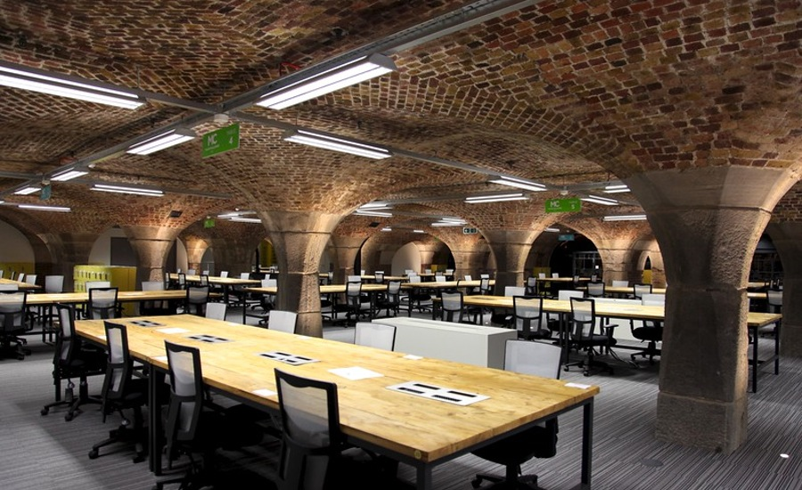 London's hottest office space is in a grade 1 listed building