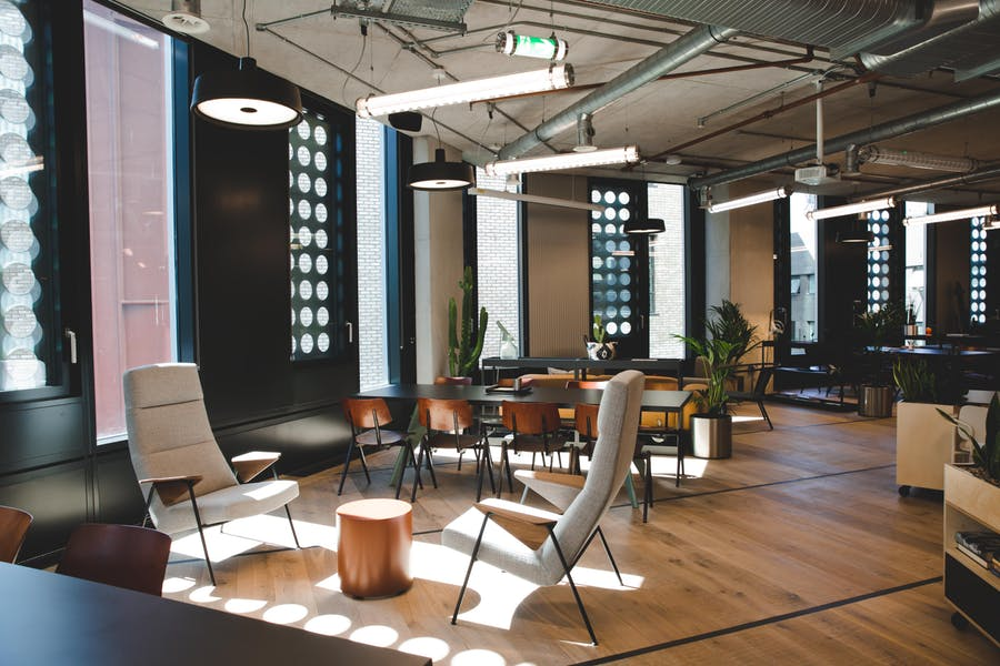 Serviced Offices in London for Rent