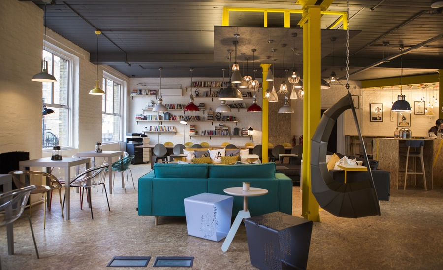 The coolest co-working spaces in London