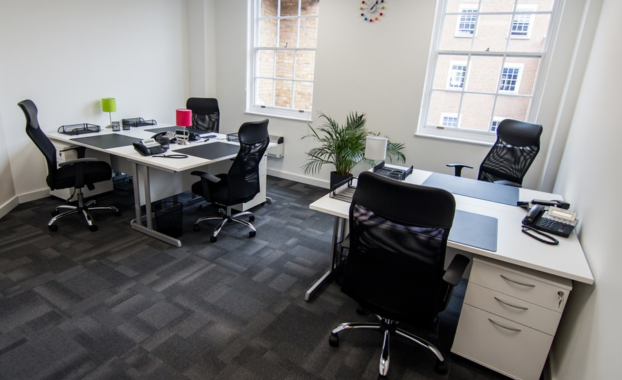 The easiest way to rent a small office space in London