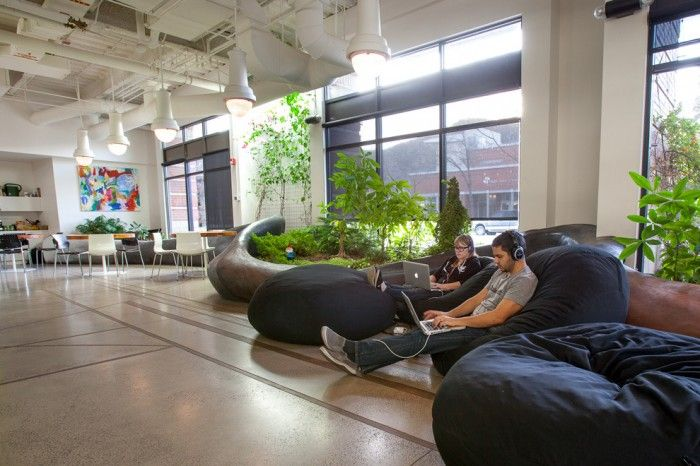 25 things you'll find in a London office space for startups