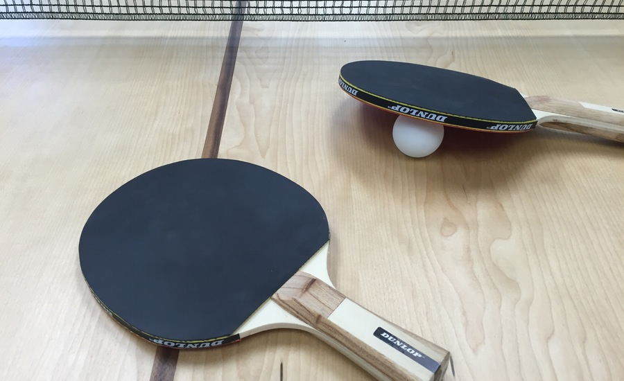 accelerator London small office space London ping pong