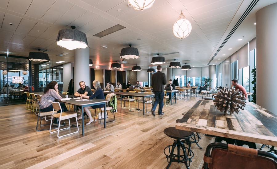 Best co-working space in London for creatives and makers