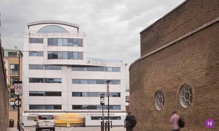 Tower Bridge Office suitable for big teams