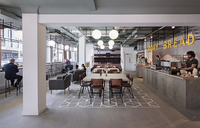 Walthamstow Co-working space