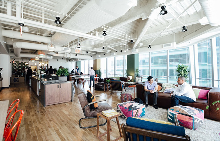 Office trends 2017