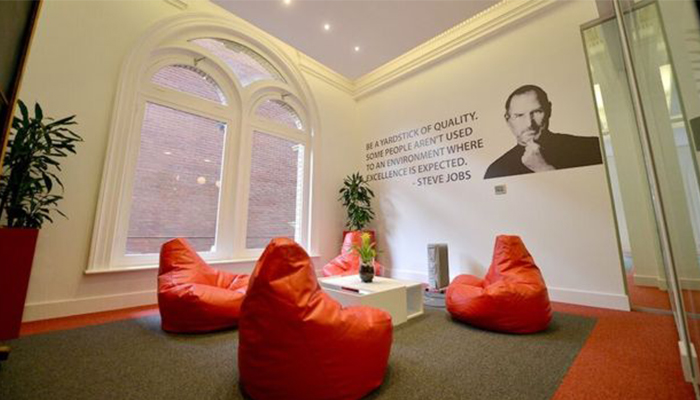 Sedulo - One of Manchester's most creative offices