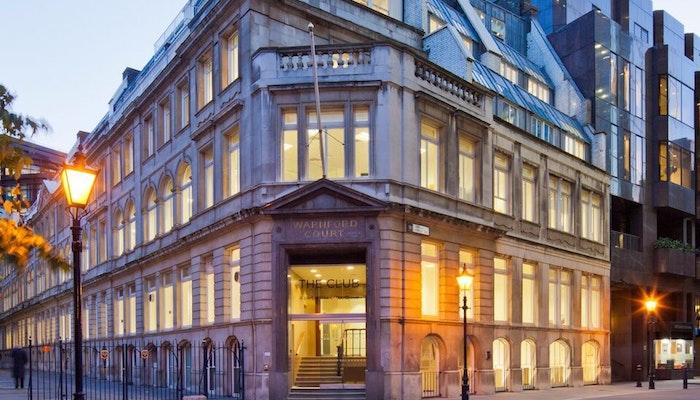 warnford court london office