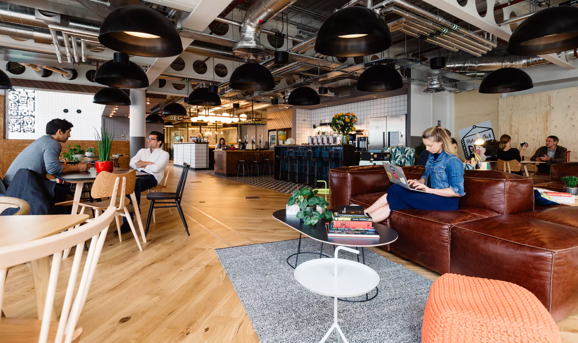 WeWork - Shoreditch Mark Square