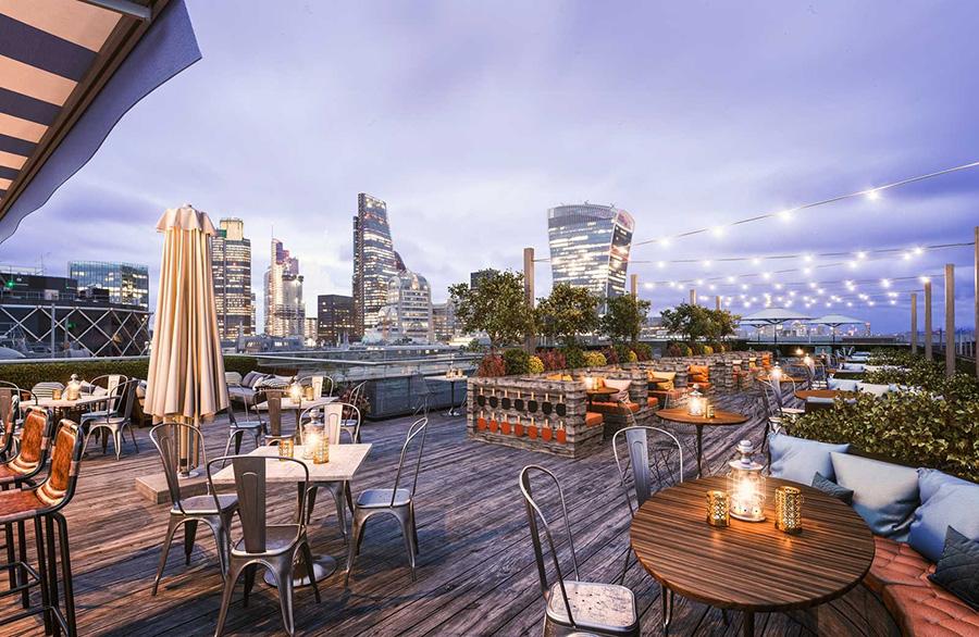 hubble city pavillion london