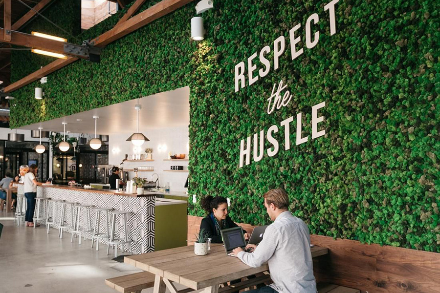 hubble london coworking spaces wework