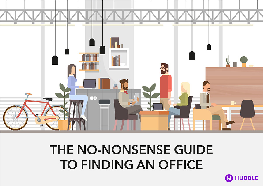 The No-Nonsense Guide to Finding an Office by Hubble 1