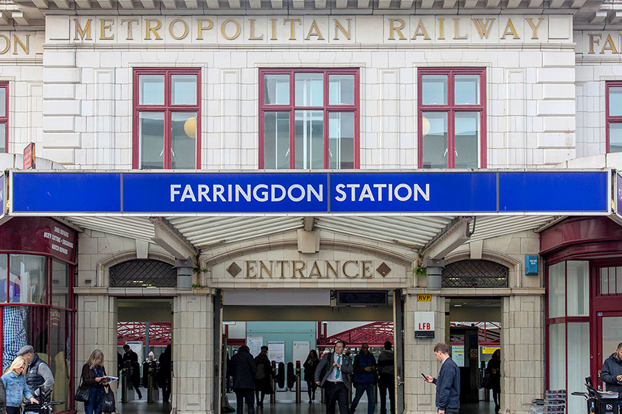 farringdon-station