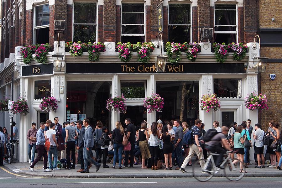 Clerk & Well