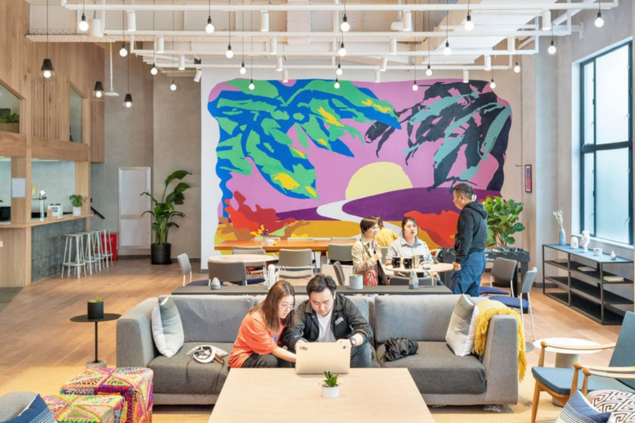 HQ by WeWork