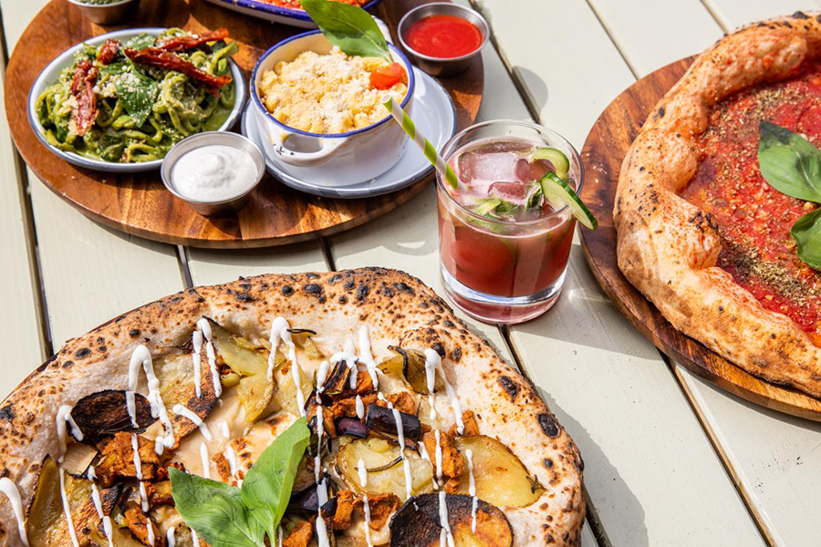 The Best Places For Lunch In Camden Town Hubblehq
